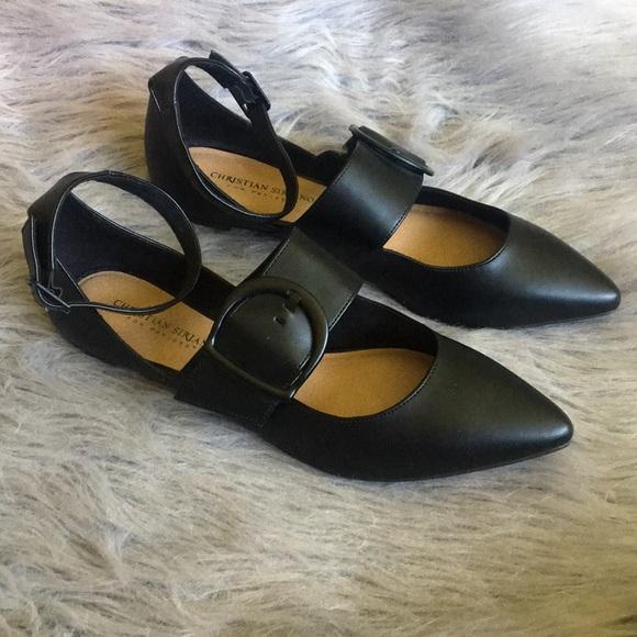 Christian Siriano Shoes - Christian Siriano | Woman's flats | EUC